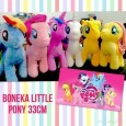 Boneka Little Pony 33cm